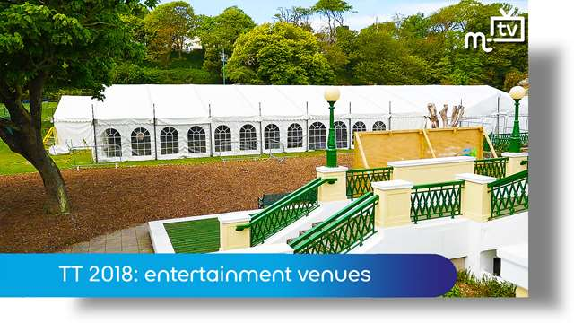 Preview of - TT 2018: entertainment venues