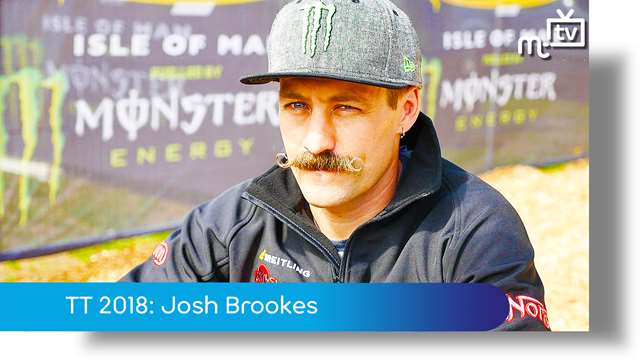 Preview of - TT 2018 Josh Brookes
