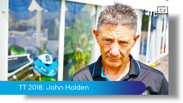 Preview of - TT 2018: John Holden