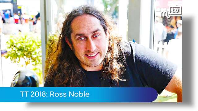 Preview of - TT 2018: Ross Noble