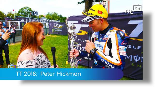 Preview of - TT 2018: Peter Hickman