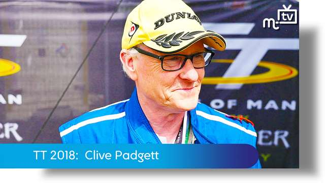 Preview of - TT 2018: Clive Padgett