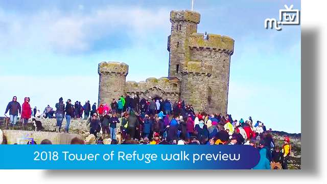 Preview of - 2018 Tower of Refuge walk preview