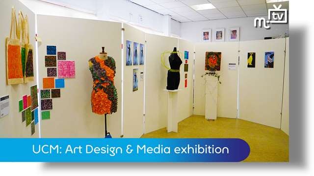 Preview of - UCM: Art Design & Media exhibition