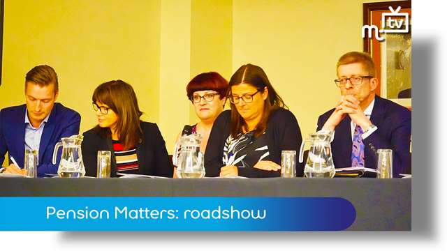 Preview of - Pension Matters: roadshow