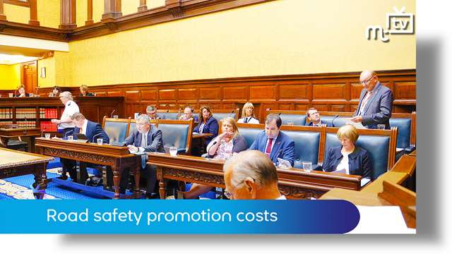 Preview of - Tynwald June 2018: road safety promotion costs