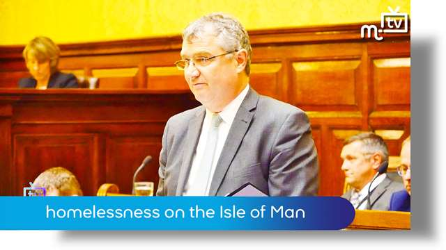 Preview of - Tynwald June 2018: homelessness on the Isle of Man