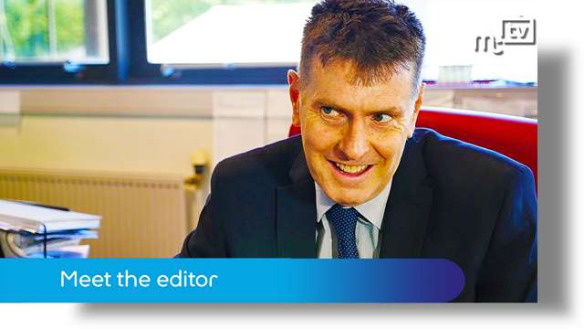 Preview of - Isle of Man Newspapers: meet the editor