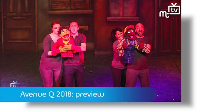 Preview of - Avenue Q 2018: preview