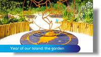 Year of our Island: the garden