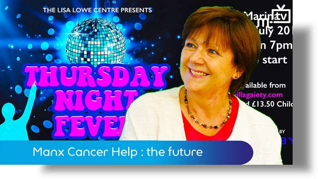 Preview of - Manx Cancer Help: the future