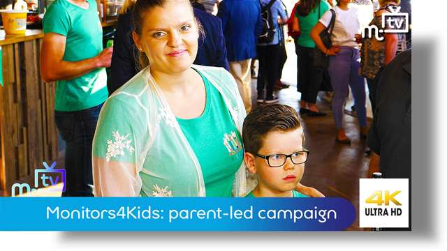 Preview of - Monitors4Kids: a parent-led campaign