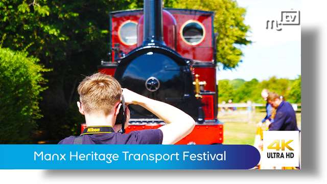 Preview of - Manx Heritage Transport Festival