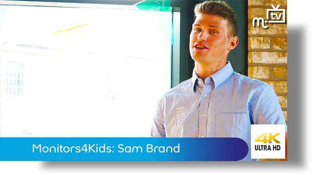 Preview of - monitors4Kids: Sam Brand