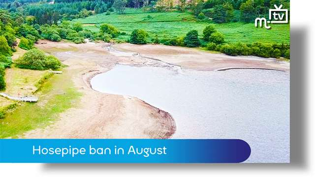 Preview of - Hosepipe ban in August