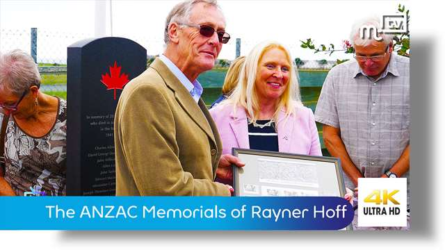 Preview of - The ANZAC Memorials of Rayner Hoff