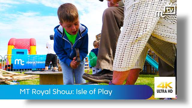Preview of - MT Royal Show: Isle of Play