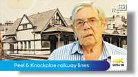 Peel & Knockaloe railway lines remembered
