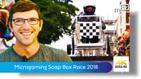 Microgaming Soap Box Race 2018 preview