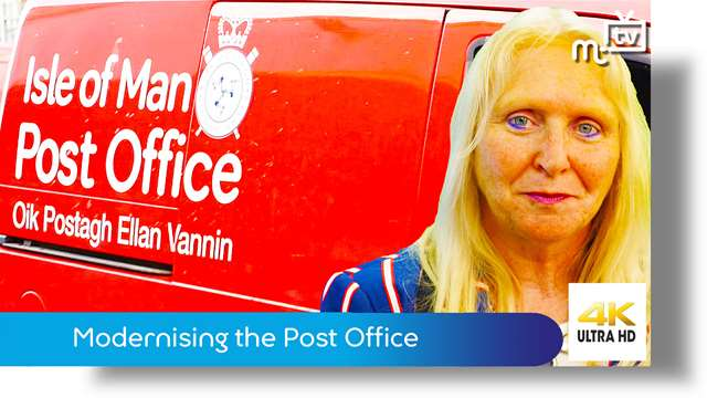 Preview of - Modernising the Isle of Man Post Office