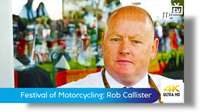 Festival of Motorcycling: Rob Callister