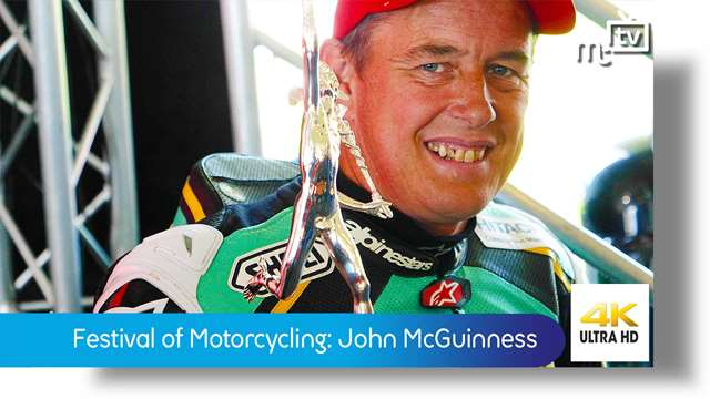 Preview of - Festival of Motorcycling: John McGuinness