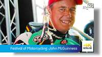 Festival of Motorcycling: John McGuinness