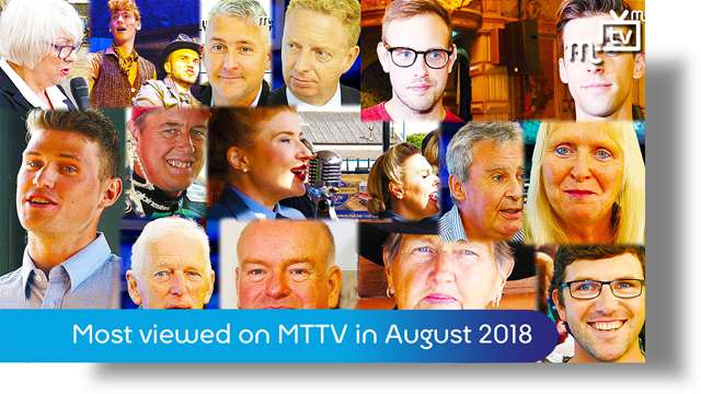 Preview of - Most viewed on MTTV in August 2018