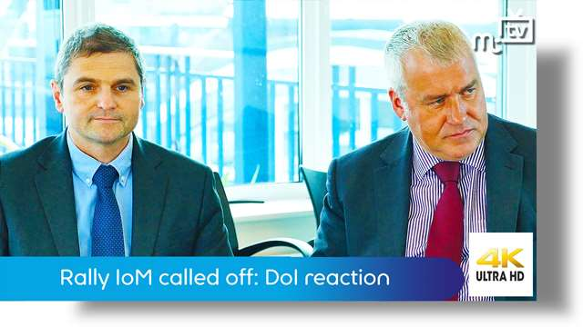 Preview of - Rally IoM called off: DoI reaction