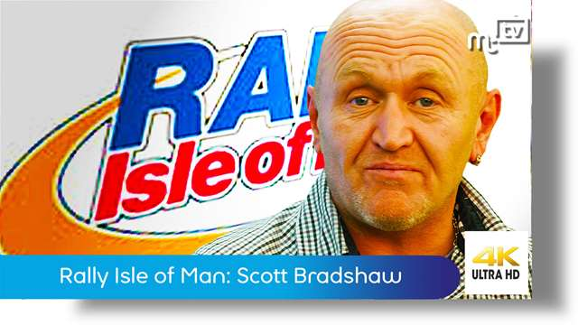 Preview of - Rally Isle of Man: Scott Bradshaw