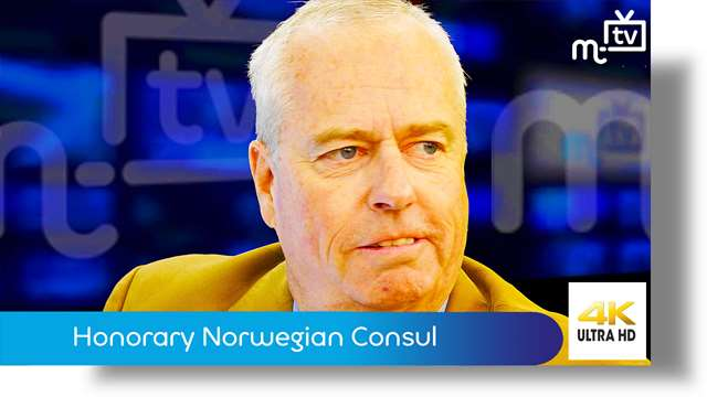 Preview of - IoM Honorary Norwegian Consul: Lars T Ugland