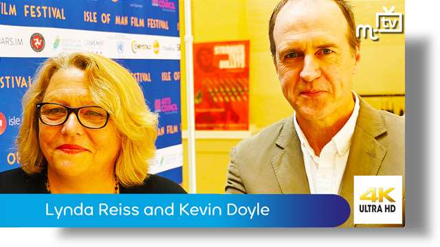 Preview of - Ready To Go: Kevin Doyle & Lynda Reiss