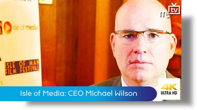 Preview of - Isle of Media: CEO Michael Wilson