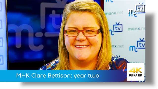 Preview of - Year two report: Clare Bettison