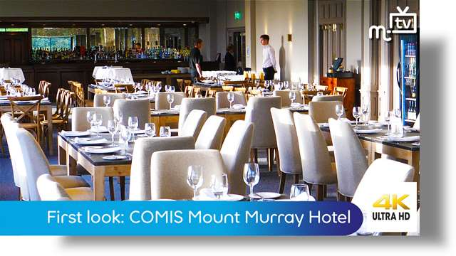 Preview of - First look at the COMIS Mount Murray Hotel
