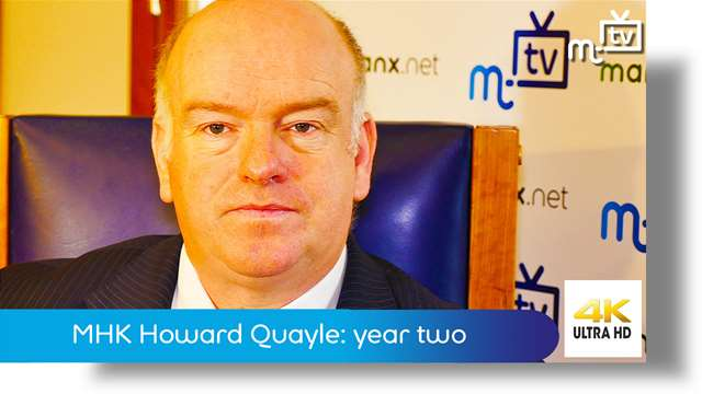 Preview of - Year two report: Howard Quayle