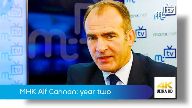 Preview of - Year two report: Alf Cannan