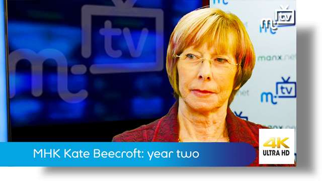Preview of - Year two report: Kate Beecroft