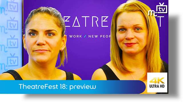 Preview of - TheatreFest 18