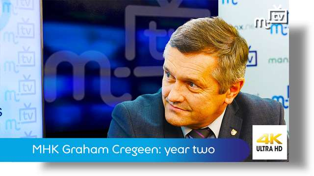 Preview of - Year two report: Graham Cregeen