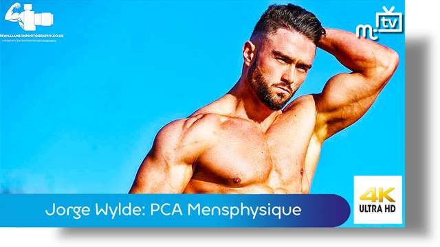 Preview of - Jorge Wylde: PCA Mensphysique finalist