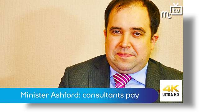 Preview of - Minister Ashford: consultants pay