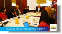 Isle of Man Newspapers' Awards for Excellence: the judging