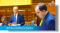 Tynwald Oct 18: Q13 the Children's Centre