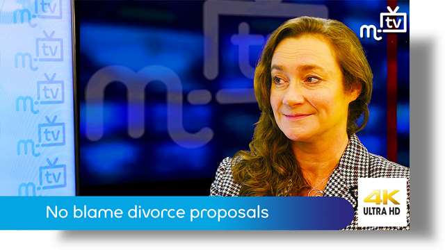 Preview of - No blame divorce proposals