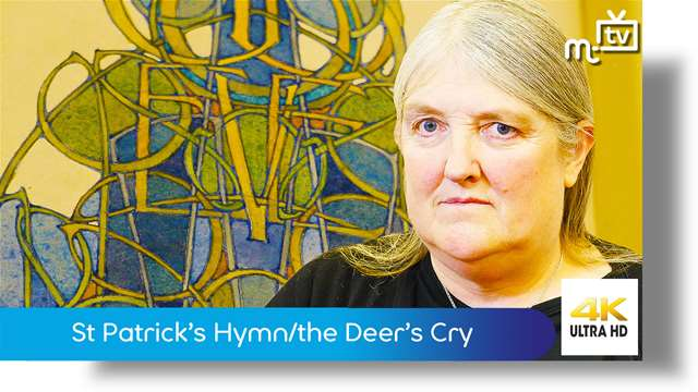 Preview of - Archibald Knox: St Patrick's Hymn/the Deer's Cry