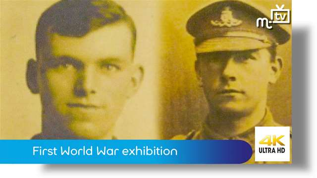 Preview of - First World War exhibition: Ramsey remembers