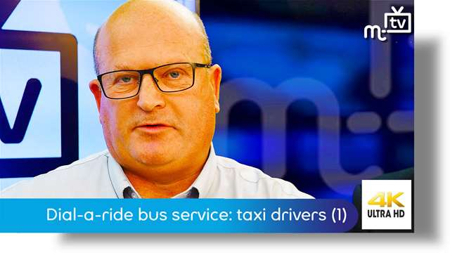 Preview of - Dial-a-ride bus service: taxi drivers (1)