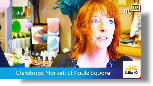 Preview of - Christmas Market: St Pauls Square Ramsey