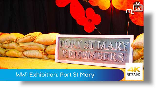 Preview of - WW1 Exhibition: Port St Mary remembers
